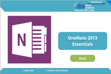 Load image into Gallery viewer, OneNote 2013 Essentials