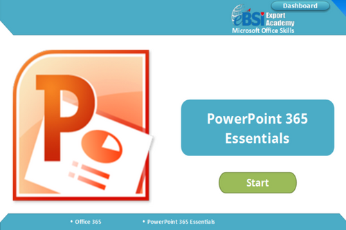 Powerpoint 365 Essentials