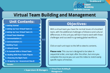Load image into Gallery viewer, Virtual Team Building And Management