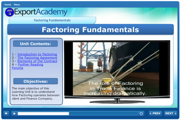 Factoring Fundamentals
