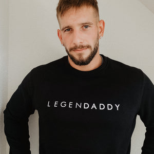 Sweater LEGENDADDY (individuell)