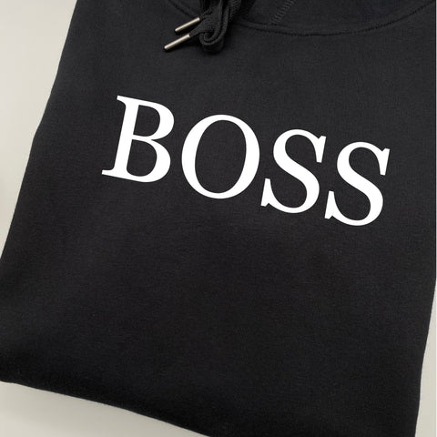 Hoodie BOSS (individuell)