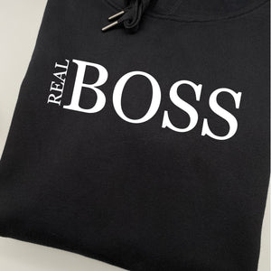 Hoodie REAL BOSS (individuell)