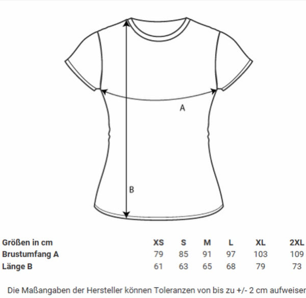 Damen T- Shirt regulär LOVE COFFEE (individuell)