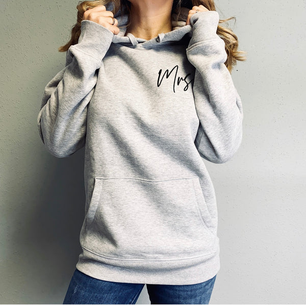 Hoodie MRS (individuell)