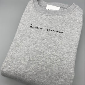 Sweater KARMA (individuell)