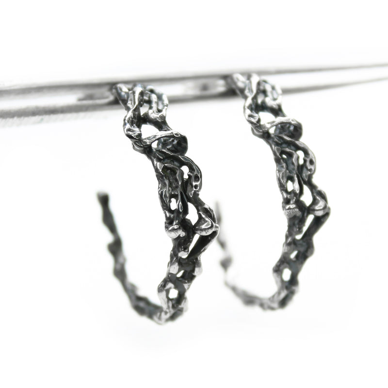 Botanic Hoop Earrings