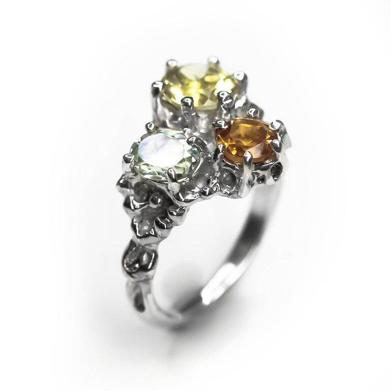 Autumn Trinity Ring
