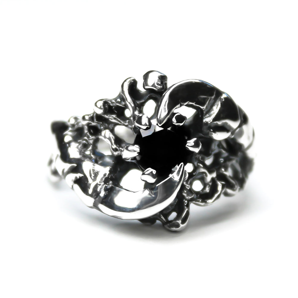 The Black Raven Ring