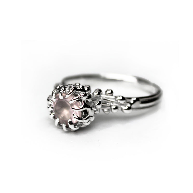 Rose Bubble Ring