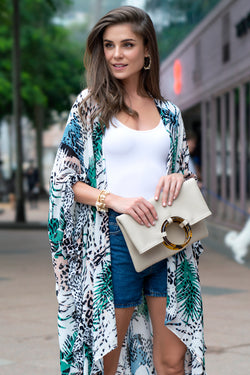 Tropical Jungle Kimono