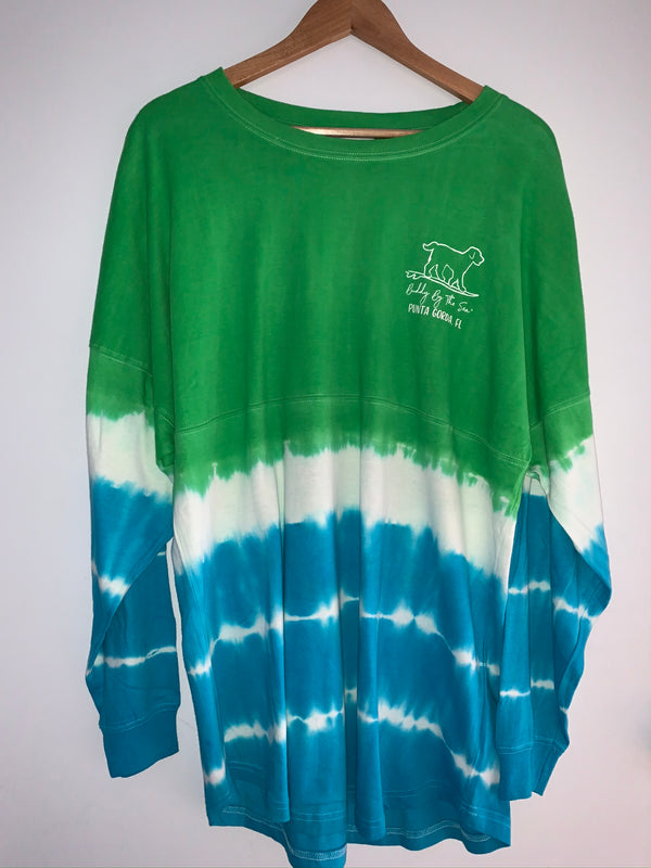 Buddy By The Sea Tie-Dye Wave Buddy Jersey