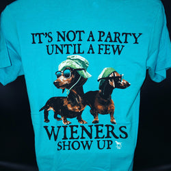 It's Not A Party Until Wieners Show