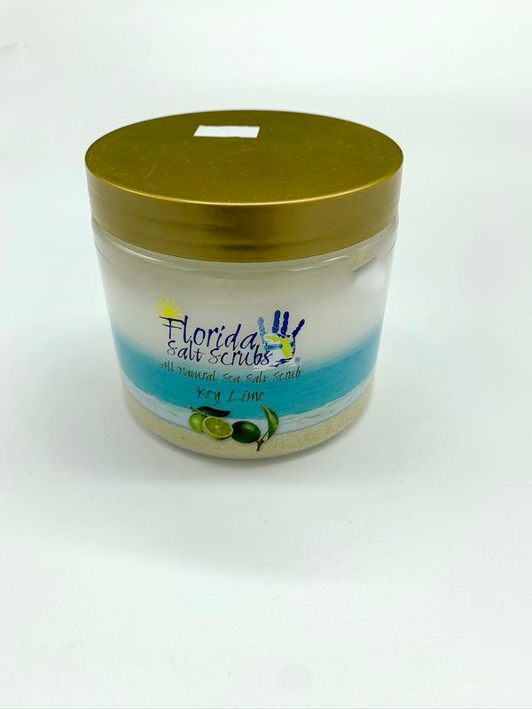 Florida Salt Scrub - Key Lime