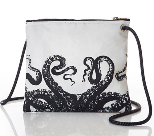 Octopus Crossbody Seabag