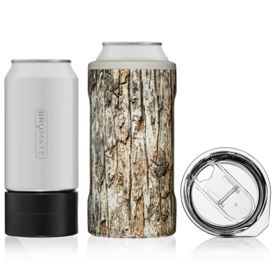Brumate Hopsulator Trio - Camo 3-in-1 Can Cooler