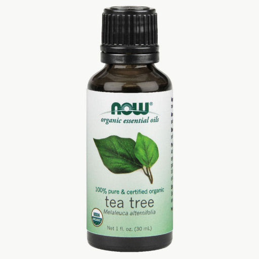 Now Foods Organic Tea Tree Oil - Eteerinen Teepuuöljy