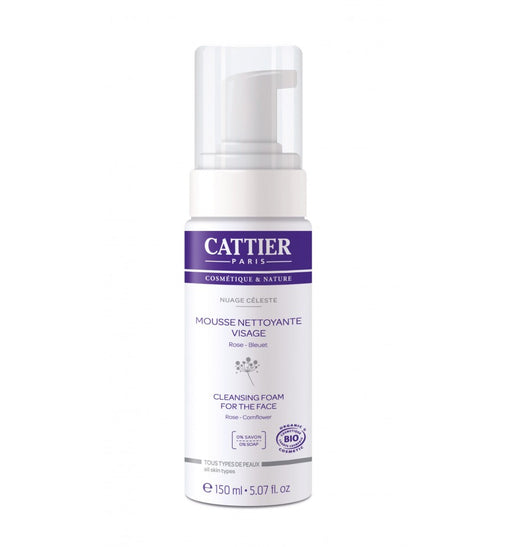 Cattier Paris Cleansing Foam For The Face-  Puhdistusvaahto