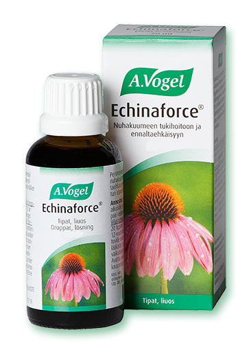 A.Vogel Echinaforce Punahattu-uute 100 ml