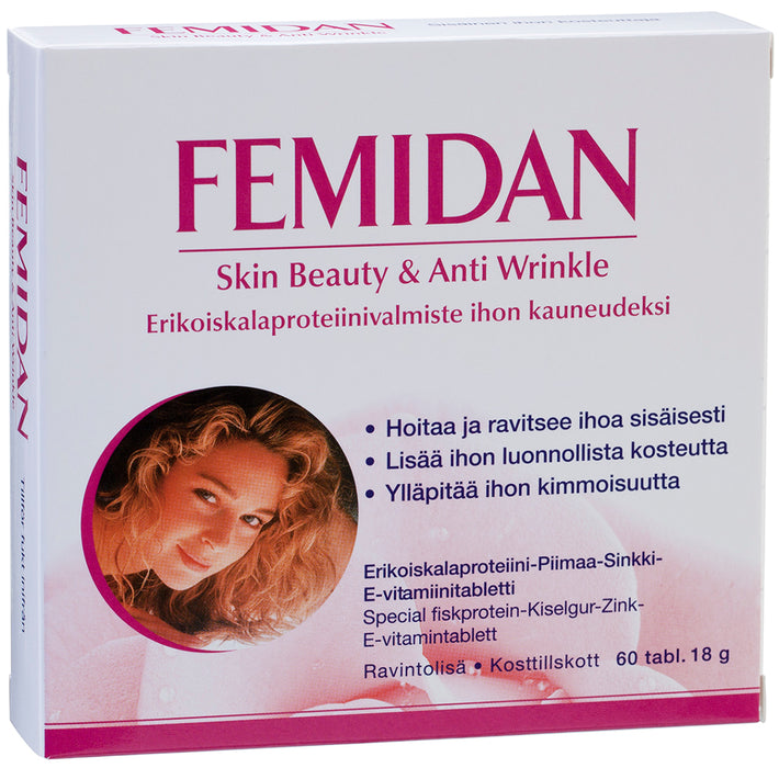 Femidan Skin Beauty - poisto
