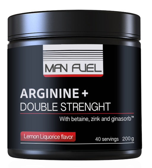 Man Fuel Arginine+ Double Strength 200 g