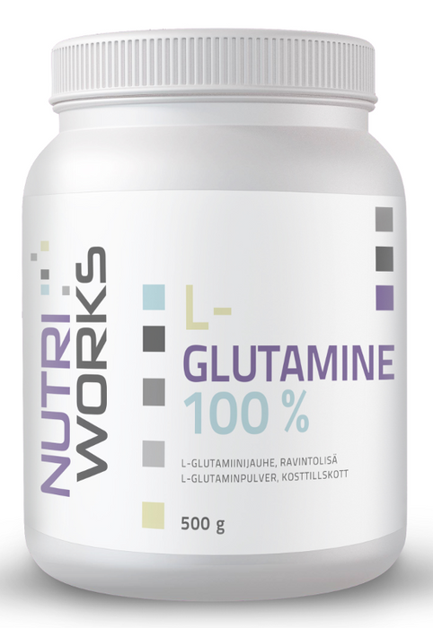 Nutri Works L-Glutamine 100%