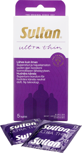RFSU Sultan Ultra Thin 5 kpl