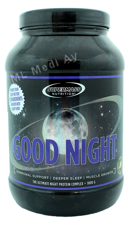 Supermass Nutrition GOOD NIGHT Vanilla Ice Cream 1000 g