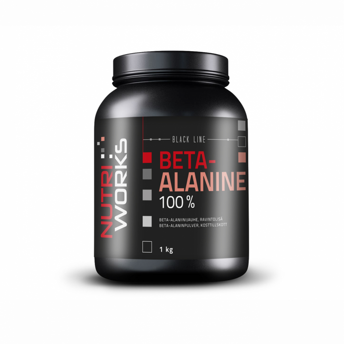 Nutri Works Black Line Beta-Alanine 100 % 1 kg