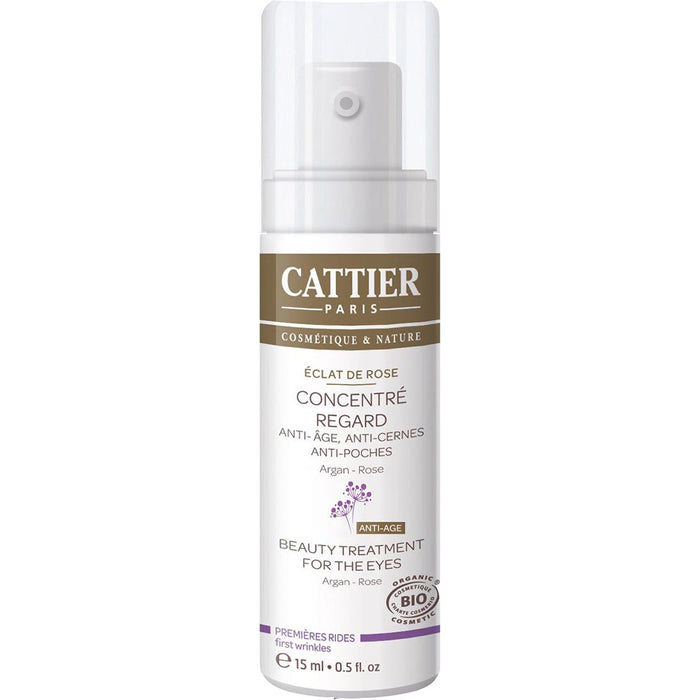 Cattier Paris Eye Contour Cream 15 ml - silmänympärysvoide 150 ml
