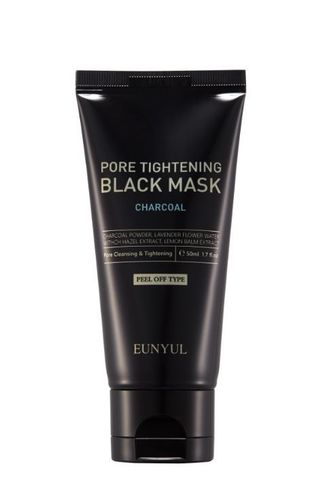 Eunyul Pore Tightening Black Mask - mustapäänaamiotuubi