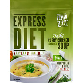 Express Diet Curry - kanakeitto 40 g