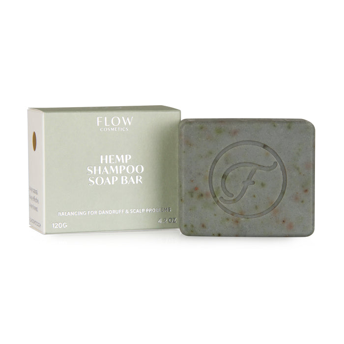 Flow Hemp Shampoo Soap Bar - Hamppu shampoopala