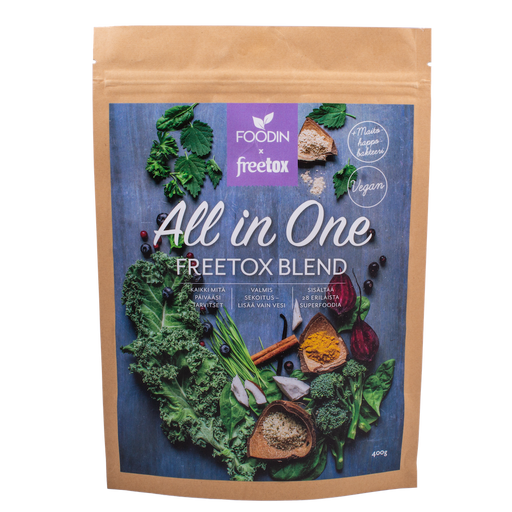 Foodin All In One Freetox Blend 400 g