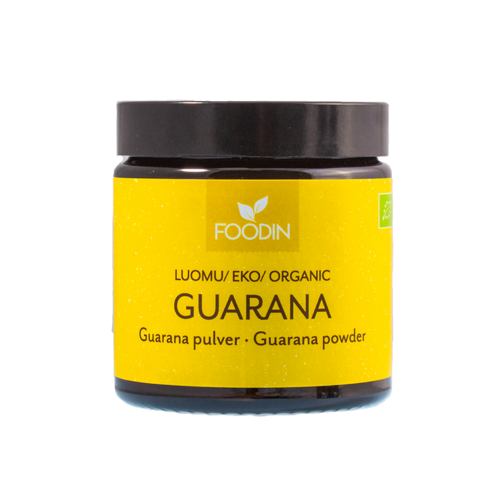 Foodin Guarana - Luomu 50 g