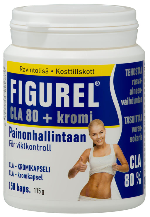 Figurel CLA 80 + kromi