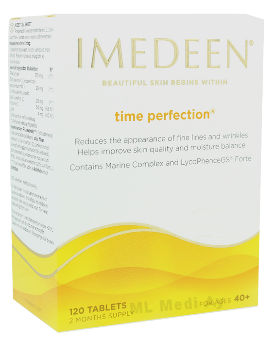 Imedeen Time Perfection 40+ 120 tabl.