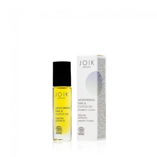 Joik Moisturising Nail & Cuticle Oil 10ml - kynsinauhaöljy
