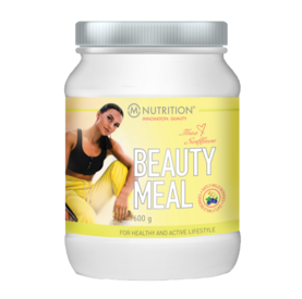 M-Nutrition Beauty Meal Oatly Wild Berries - Ilona Siekkinen Special Edition