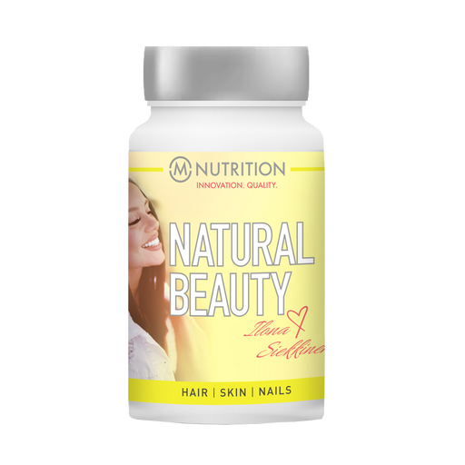 M-Nutrition Natural Beauty Ilona Siekkinen 60 kaps.