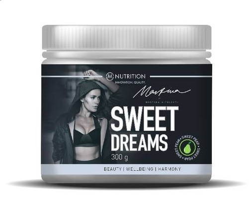 M-Nutrition Sweet Dreams, MARTINA AITOLEHTI Special Edition Sweet Pear