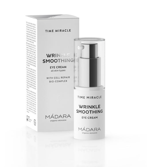 Mádara Time Miracle Wrinkle Smoothing Eye Cream