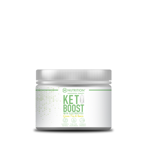 M-Nutrition Keto Boost With Electrolytes Green Tea & Lemon 170 g
