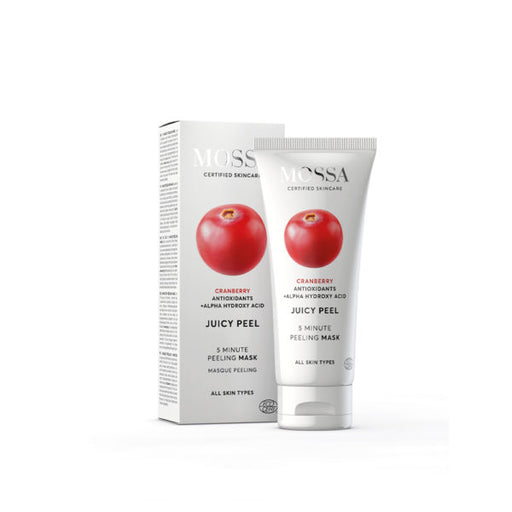 Mossa Juicy Peel 5 minute Peeling Mask - kuorintanaamio 60 ml