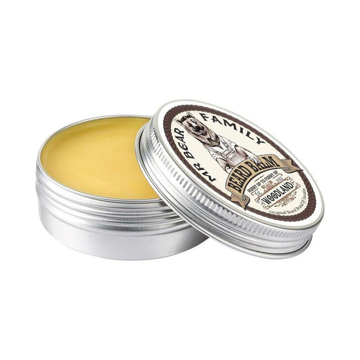 Mr Bear Beard Balm Woodland 60ml - partavaha