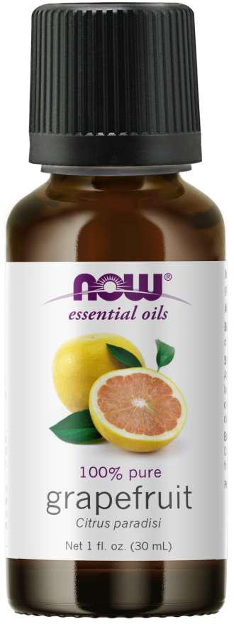 Now Foods Grapefruit - Greippiöljy 30 ml
