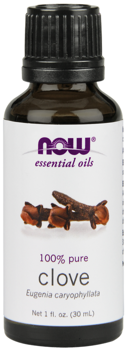 Now Foods Clove Oil - Eteerinen Neilikkaöljy 30 ml