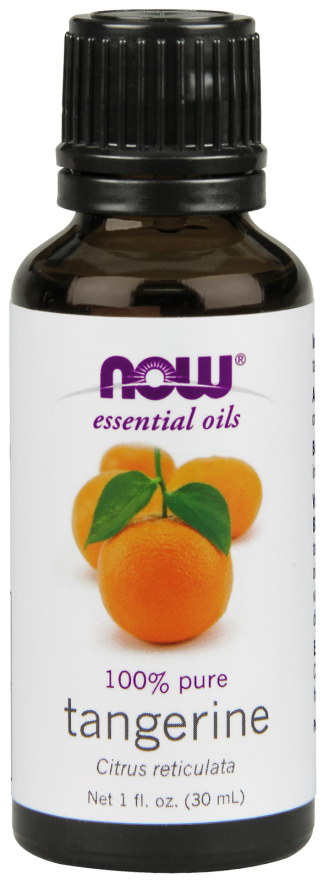 Now Foods Tangerine Oil - Eteerinen Mandariiniöljy 30 ml