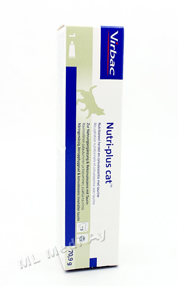 Virbac Nutri-plus cat - geeli