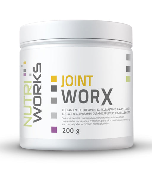 Nutri Works Joint Worx jauhe - poisto